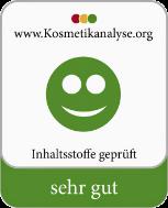 Bestnoten auf Kosmetikanalyse.org