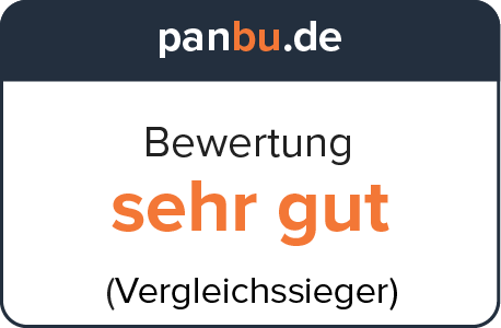 Vergleichssieger auf Panbu.de